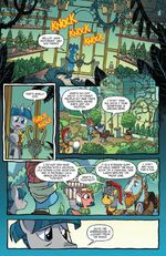 Legends of Magic issue 11 page 1