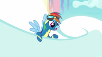 "Rainbow ""she needs every Wonderbolt"" S9E22"