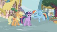 "Rainbow Dash ""YOUR ticket?! S1E03"