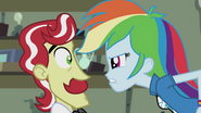 """Rainbow Dash """"of course that's her real name!"""" EG2"""