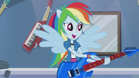 Rainbow Dash -she can have it- EG2