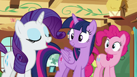 """Rarity """"hearing you all mention these experts"""" S7E5"""