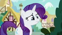 Rarity confused S5E19