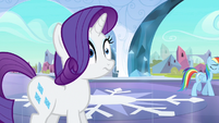 Rarity loss of words S3E1
