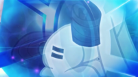 S5 teaser Rarity with equal sign cutie mark