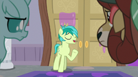 "Sandbar ""a Hearth's Warming miracle"" S8E16"