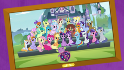 School of Friendship group photo S8E2