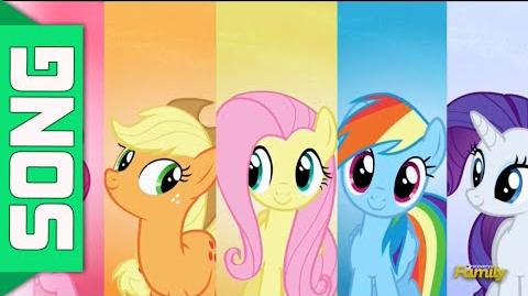 Song Make This Castle a Home - My little Pony (Castle Sweet Castle) ( Lyrics)-1428859298