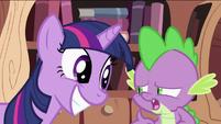 "Spike ""I got nothing"" S2E03"