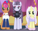 Starstreak, Inky Rose, and Lily Lace ID S7E9