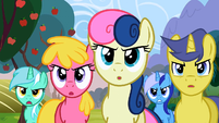 The ponies decline the offers S2E15
