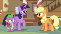 "Twilight ""It was fine!"" S5E22"