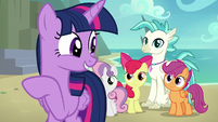 "Twilight ""another trophy in my future!"" S8E6"