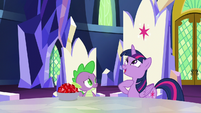 "Twilight ""this is gonna be even better!"" S5E22"