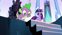 Twilight 'That was a little trick Celestia taught me' S3E2