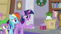 Twilight -going to have to make amends- S8E16