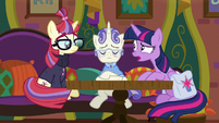 """Twilight Sparkle """"forced to leave?"""" S9E5"""