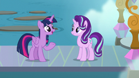 """Twilight Sparkle """"why we're doing this"""" S8E2"""