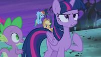 Twilight determined to catch Flutterbat S4E07