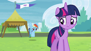 Twilight walking away S4E10