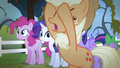 Applejack 'give me a break' S4E07.png