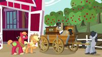 Applejack --our pleasure-- S6E23