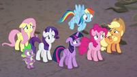Applejack -all of Equestria's magic- S8E26