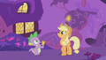Applejack and Spike S01E03.png