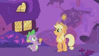 Applejack and Spike S01E03