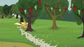 Applejack running around trees S3E08.png
