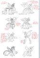 Art of Equestria page 80 - Princess Luna concept art.jpg