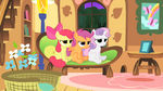 CMC disbelief at 'Shh!' game S1E17