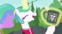 "Celestia ""remember this magical day!"" S9E13"