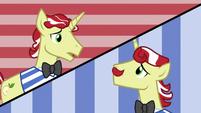 Flim and Flam look at each other remorsefully S6E20