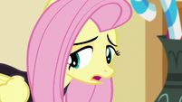 "Fluttershy ""I couldn't possibly predict"" S5E21"