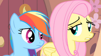 Fluttershy '...it's not something I take lightly' S4E07