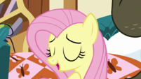 Fluttershy -until this whole thing is over- S5E21