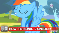 """Hot Minute with Rainbow Dash """"you gotta be me"""""""