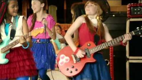 Muñecas My Little Pony Equestria Girls Rainbow Rocks - España - Primer anuncio