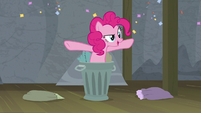 Pinkie -forget my regular party cannon!- S8E7