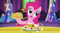 Pinkie -kept thinking we'd found the right one- S5E3