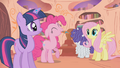 Pinkie Pie is on board with the plan S1E09.png