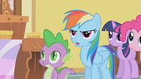 Rainbow Dash --Not, cool-- S1E05