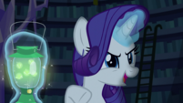 "Rarity ""about the night"" S5E21"