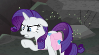 "Rarity ""bite your tongue!"" S8E25"