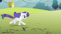 Rarity gallops toward picnic table S1E08.png