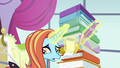 """Sassy Saddles """"right after we finish"""" S7E6.png"""