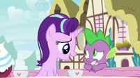 "Starlight ""wanted to get out of the castle"" S7E15"