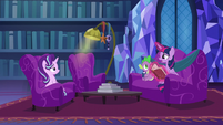 Starlight Glimmer amused S6E8