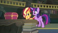 Sunset Shimmer -obviously- EGFF